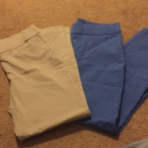 JM collection slim comfort waistband & tummy cntl